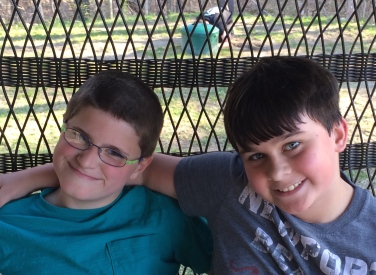 Jack and Cody