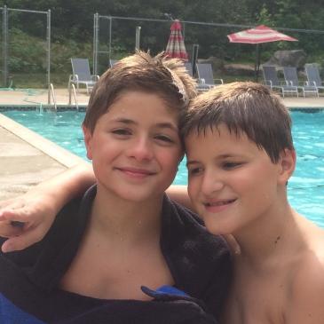 Joey and Jack